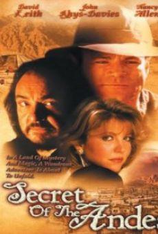 Ver película El secreto de los Andes