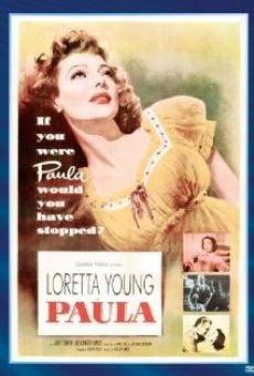 Película: El secreto de Paula