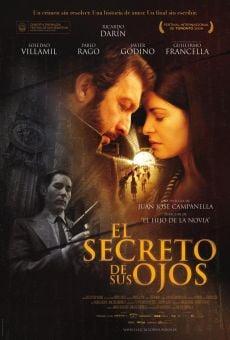 Ver película El secreto de sus ojos