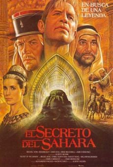 Ver película El secreto del Sahara