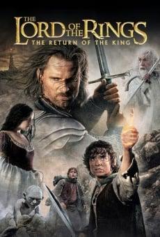 Ver película El señor de los anillos: El retorno del rey