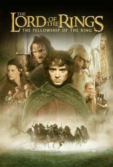 Ver película El señor de los anillos: La comunidad del anillo