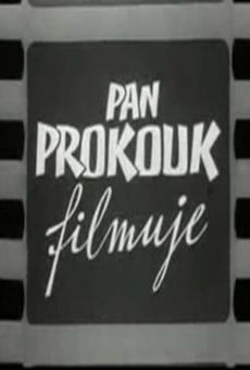 Ver película El señor Prokouk, cineasta