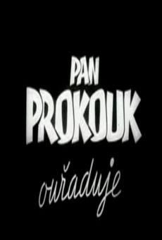 Ver película El señor Prokouk en la oficina