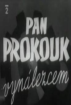 Ver película El señor Prokouk, inventor
