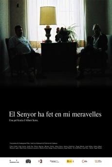 Ver película El Senyor ha fet en mi meravelles