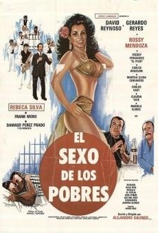 Ver película El sexo de los pobres