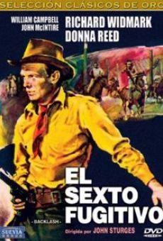 Ver película El sexto fugitivo