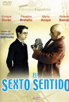 Ver película El sexto sentido