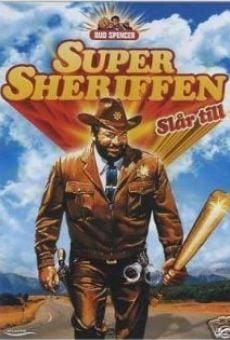 Ver película El sheriff y el pequeño extraterrestre