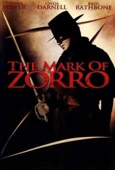 Ver película El signo del Zorro