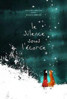 Le silence sous l'écorce