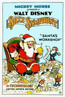 Walt Disney's Silly Symphony: Santa's Workshop Online Free