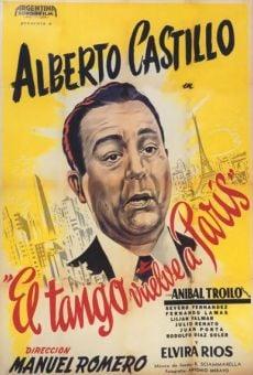 Ver película El tango vuelve a París