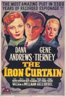the iron curtain 1948 film en fran ais cast et bande annonce. Black Bedroom Furniture Sets. Home Design Ideas