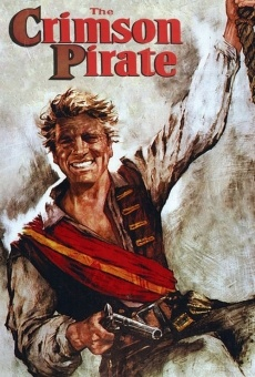 The Crimson Pirate on-line gratuito