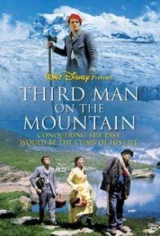 Ver película El tercer hombre en la montaña