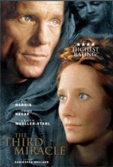 Ver película El tercer milagro