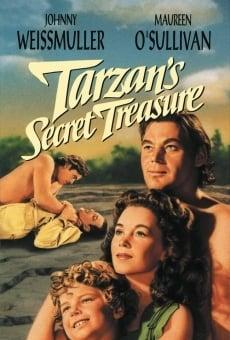 El tesoro de Tarzán online gratis