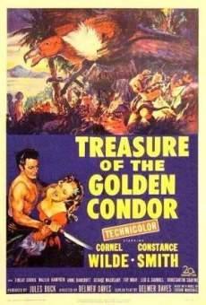 Ver película El tesoro del Cóndor de Oro
