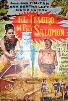 Ver película El tesoro del rey Salomón