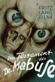Propaganda Das Testament Des Mabuse