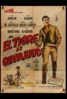 Ver película El tigre de Guanajuato: Leyenda de venganza