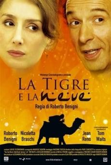 Ver película El tigre y la nieve
