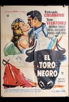 Ver película El toro negro