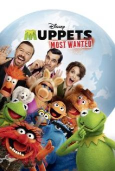 Muppets Most Wanted on-line gratuito