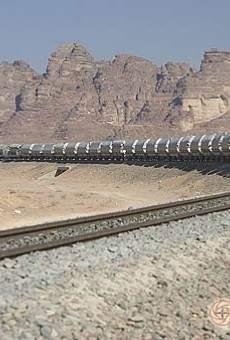 Ver película El tren del desierto