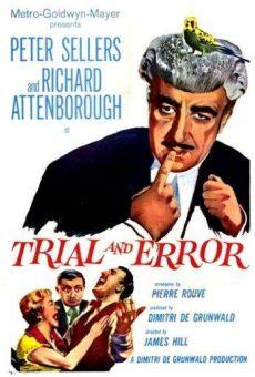 Ver película El tribunal de la comedia