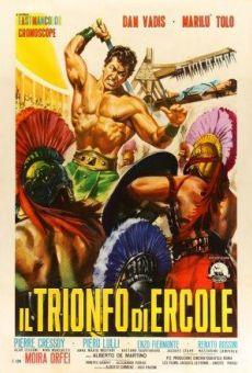 Il trionfo di Ercole online