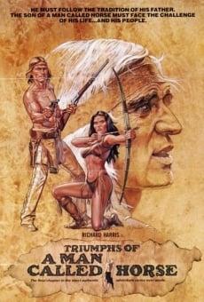 Ver película El triunfo de un hombre llamado Caballo