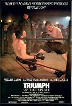Ver película El triunfo del espíritu