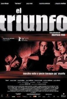 Ver película El triunfo