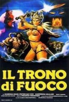 Ver película El trono de fuego