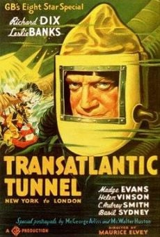 Ver película El túnel transatlántico