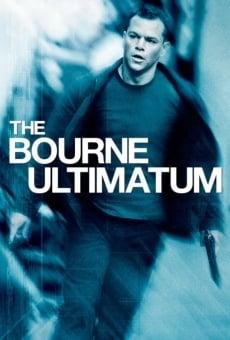 El ultimátum de Bourne online gratis