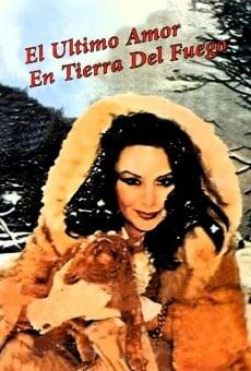 El último amor en Tierra del Fuego online gratis