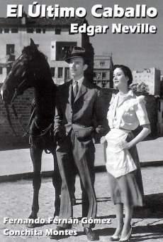 Ver película El último caballo