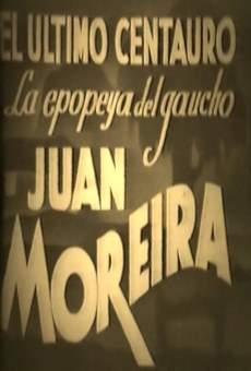 Ver película El último Centauro. La epopeya del gaucho Juan Moreira