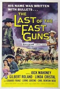 Ver película El último pistolero de la frontera