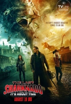 The Last Sharknado: It's About Time online free