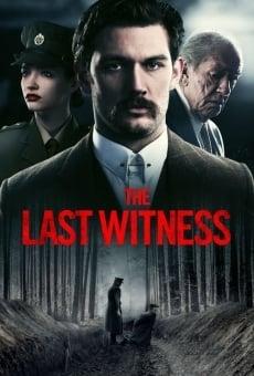 El último testigo