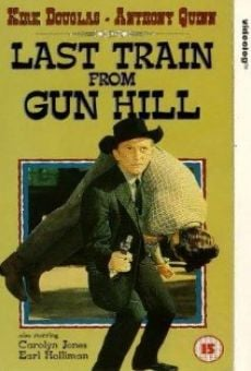 Last Train from Gun Hill (aka One Angry Day) online kostenlos