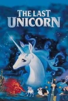 El último unicornio online