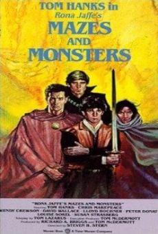 Les monstres du labyrinth