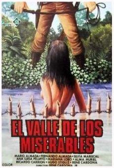 Ver película El valle de los miserables