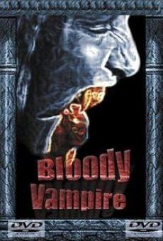 Ver película El vampiro sangriento